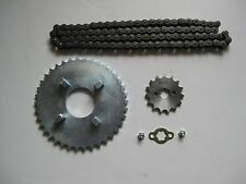 HONDA CT70 CT 70 MINI TRAIL DAX SL SPROCKET SET 420 38 CHAIN 94 REAR 14 FRONT