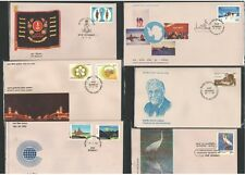 FDCYP - 018. INDIA 1983. Complete Year Pack with 29 First Day Covers.