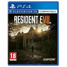 Resident Evil 7 Biohazard Game PS4/ Playstation VR New & Sealed
