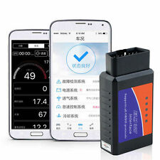 ELM327 USB Interface OBDII OBD2 Diagnostic Auto Car Scanner Bluetooth Android KS