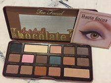TOO FACED SEMI SWEET  EYESHADOW CHOCOLATE SCENTED - 16 COLOURS IN PALETTE
