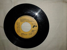 "Patty Pravo / David Bowie ‎ ‎– Disco Vinile 45 Giri 7"" Edizione Promo Juke Box"