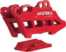 ACERBIS CHAIN GUIDE BLOCK 2.0 (RED) 2410960004 73-7252 1231-0671 24109-60004