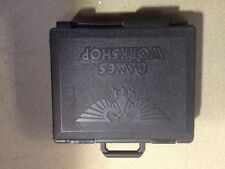 Games Workshop Model Citadel Figure Carry Case for Wargames - Second Hand CHEAP