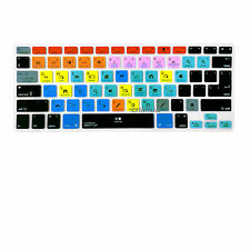 """for Ableton Live Shortcuts Keyboard Cover Skin for Macbook Air Pro 13"""" 15"""" 17"""""""