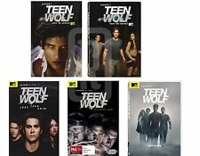 Teen Wolf: The Complete Season 1-4 DVD 1,2,3,4