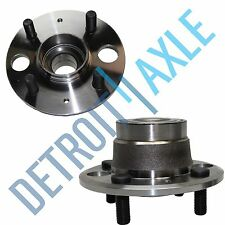 Pair: 2 REAR Civic + Del Sol Integra Disc Brakes Complete Wheel Hub and Bearing