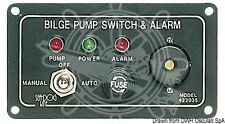 Osculati Bilge Pump Switch Panel + alarm