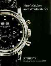 SOTHEBY'S FINE WATCHES & WRISTWATCHES