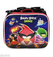 Angry Birds & Friends Insulated Lunch Box Bag Rovio-New!Angry Birds Lunch Bag