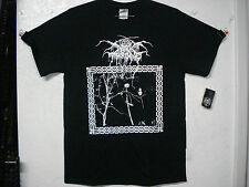 DARKTHRONE.NEW. MED SHIRT.BLACK METAL. GORGOROTH.DIMMU BORGIR