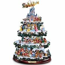 Disney Tabletop Christmas Tree The Wonderful World Of Disney by The Bradford ...