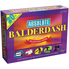 Absolute Balderdash 20e Anniversaire Edition - Version Anglaise