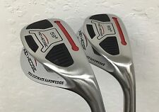 SET OF 2 NEW XE1 59 & 65 Degree Ultimate Sand Wedge Golf Club RH Right Hand