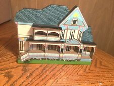 Shelia Wooden House..1996 Phillippi Home in Knoxville, Tennessee..Shelf-sitter