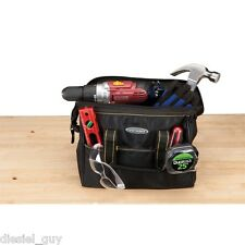 """Voyager 12"""" Tool Bag With 21 Pockets, 15 inside 6 outside pockets New With Tag"""