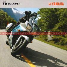 YAMAHA FJR 1300 A ; FJR 1300 - 2005 : Brochure - Dépliant - Moto          #0039#