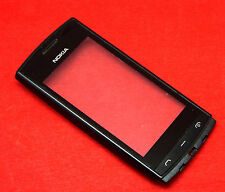ORIGINALE Nokia 500 Touchscreen Digitizer Touch Display Vetro incl. QUADRO FRAME