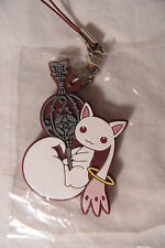 Puella Magi Madoka Magica KYUBEY AND GRIEF SEED rubber strap/charm