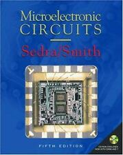 Microelectronic Circuits: includes CD-ROM (The Oxford Series in Electrical and