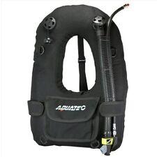 AQUATEC Horse Collar 2 Bladder BCD BC-002 Buoyancy Compensator Scuba Diving
