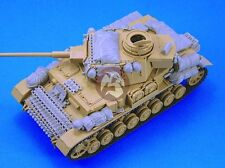 Legend 1/35 German Panzer IV Tank Stowage & Accessories Set WWII [Resin] LF1184