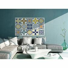 Medieval Tile Stencil Set - Size: SMALL - DIY Home Decor - Reusable Stencils