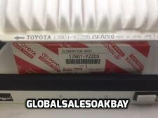 GENUINE OEM TOYOTA LEXUS ENGINE  AIR FILTER  17801-YZZ05