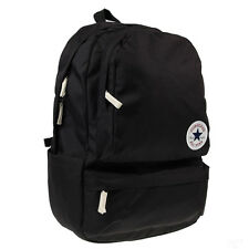 CONVERSE NEW Mens Black Backpack Core Chuck Plus BNWT