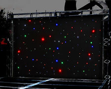 Star-Cloth 6.5*10ft RGBW LED DMX 512 LED Stage Screen DJ Backdrop Background