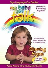 My Baby Can Talk - Sharing Signs, Good DVDs