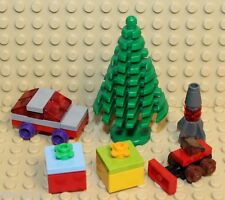 Lego Christmas Tree and Gift - Presents Scene NEW!!! 1