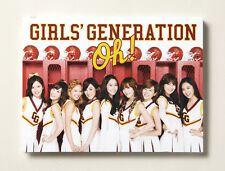 SNSD GIRLS' GENERATION OH! First Limited Edition CD + DVD Japan Sealed NEW