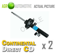 2 x CONTINENTAL DIRECT FRONT SHOCK ABSORBERS SHOCKERS STRUTS OE QUALITY GS3120FL