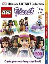 Ultimate Factivity Collection: LEGO FRIENDS, Last, Shari, Good Book
