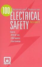 100 Q&A on Electrical Safety (100 Questions & Answers about . . .) (10-ExLibrary