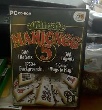 Ultimate Mahjongg 5 - PC GAME ������ FREE POST