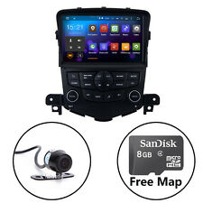 8'' Car GPS + Camera Android 5.1 Video Raido for Chevrolet Cruze 2008 to 2011
