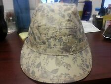 Kangol Vintage Floral Colette-Beige-Medium-NWT-MADE IN ITALY