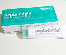PEPTA-BRIGHT INDEED LAB EVEN SKIN TONE ENHANCER 30ml FAST & FREE POST UK SELLER