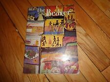 Winter 1962 The Beaver Magazine Hudson's Bay Company Canada