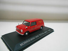 MORRIS MINI VAN ROYAL MAIL ALTAYA IXO 1/43