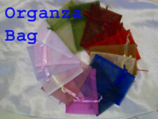 100 3X4 Organza Gift Bag Jewelry Pouch Wedding Favor NEW Free Shipping