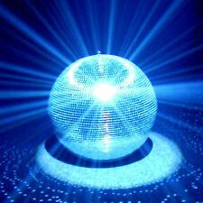 30 cm große Spiegelkugel Disco-Drehkugel Diskokugel DJ Licht-Effekt Party-Licht