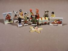 Scooby Doo French Porcelain Feve Set