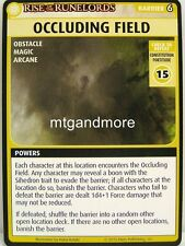 Pathfinder Adventure Card Game - 1x Occluding Field - Spires of Xin Shalast