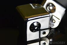 8 Boxenecken Stapelbar Schutzecken PA Metall-Ecken 35 Lautsprecher Kantenschutz