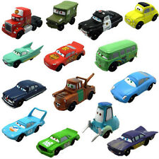 14pcs Cute Cars Lightning McQueen Action Figures Doll Kids Children Baby Toy Set