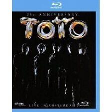 "TOTO ""Live in Amsterdam"" BLU-RAY NUOVO"