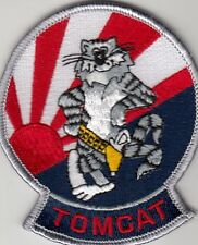 VF-154 BLACK KNIGHTS TOMCAT SHOULDER PATCH